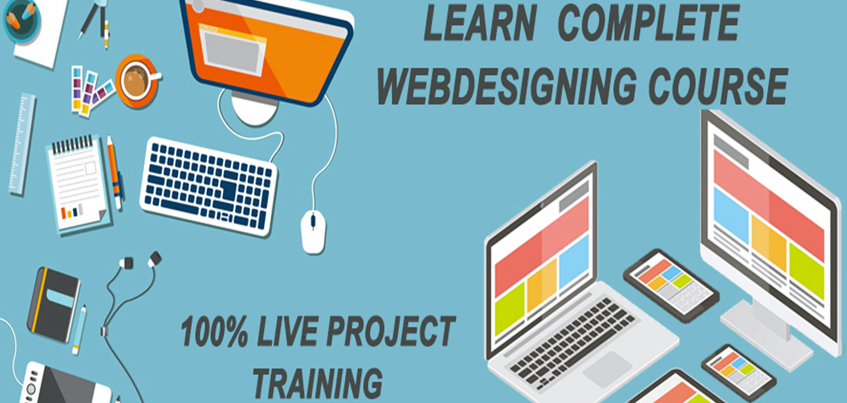 Best Web Design Training Institute in Vadodara
