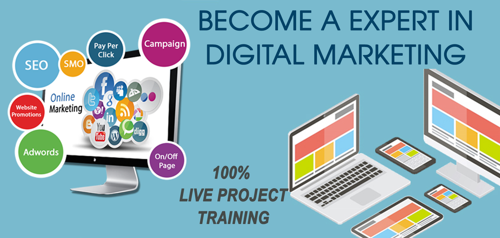 Best Digital Marketing Training Institute in Vadodara